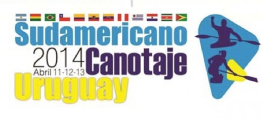 Sudamericano de Canotaje Uruguay