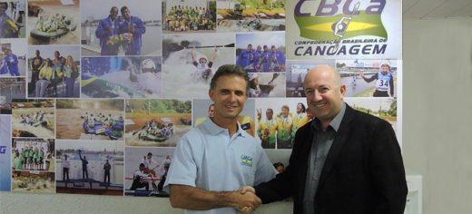 Alexandre Pierre Mattei assume a supervisão da Canoagem Onda