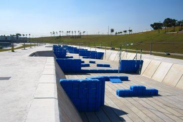 Tecnologia aplicada em estrutura Olímpica da Rio 2016