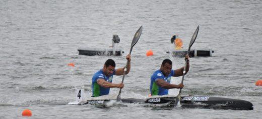 Edson Silva e Gilvan Ribeiro conquistaram duas vagas para os Jogos Olímpicos Rio 2016