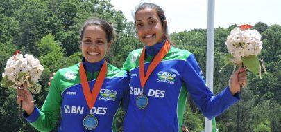 Brasil conquista mais quatro medalhas