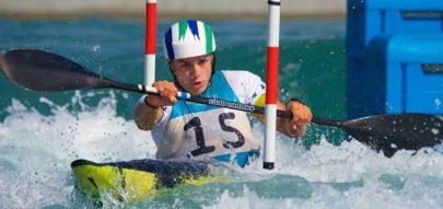 Canoagem Brasileira estreia nos Jogos Olímpicos Rio 2016