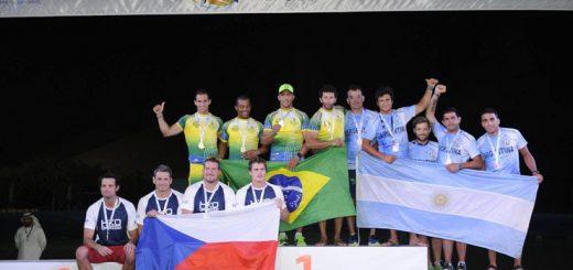 Brasileiros garantem bons resultados no Oriente Médio