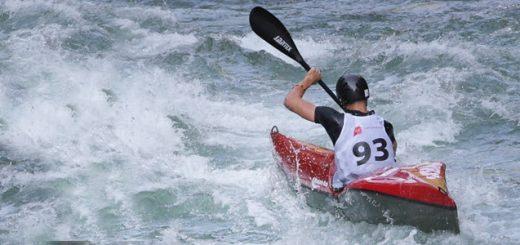 Começa o Campeonato Brasileiro de Canoagem Descida