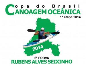 Copa Brasil de Canoagem Oceânica 2014 - 1ª Etapa Ilhabela