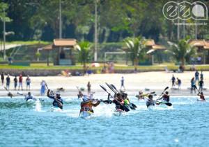 Copa Brasil de Canoagem Oceânica 2014 - Ilhabela