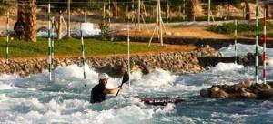Canoagem Slalom