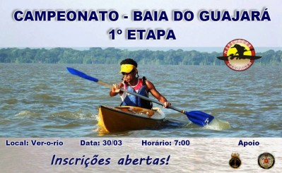 1ª Etapa do Campeonato Baía do Guajará