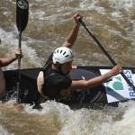 Canoagem Slalom em Tomazina