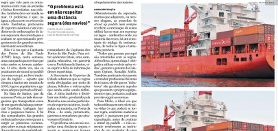 Leia a matéria do Jornal A Tribuna de Santos na íntegra, clicando na imagem.