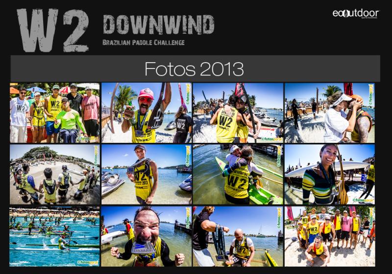 W2 Downwind