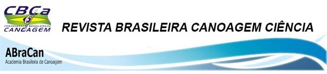 Revista Brasileira Canoagem Ciência