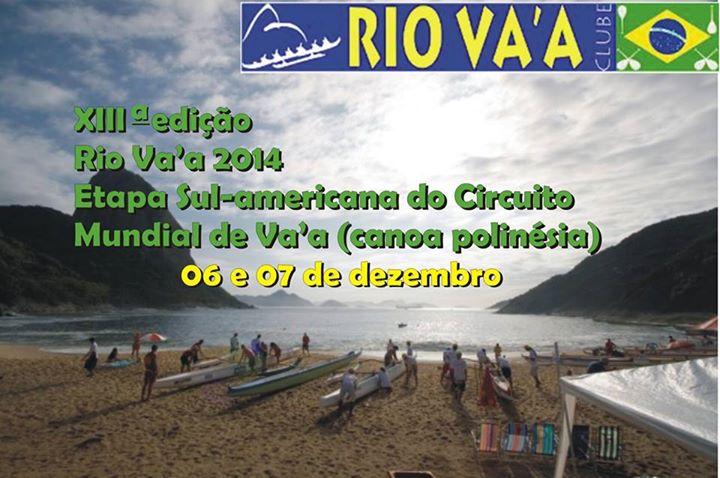 Rio Va'a 2014