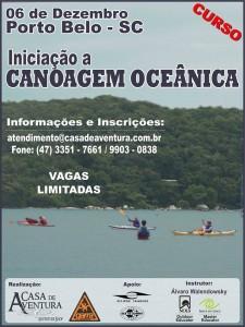 Curso de Iniciação a Canoagem Oceânica