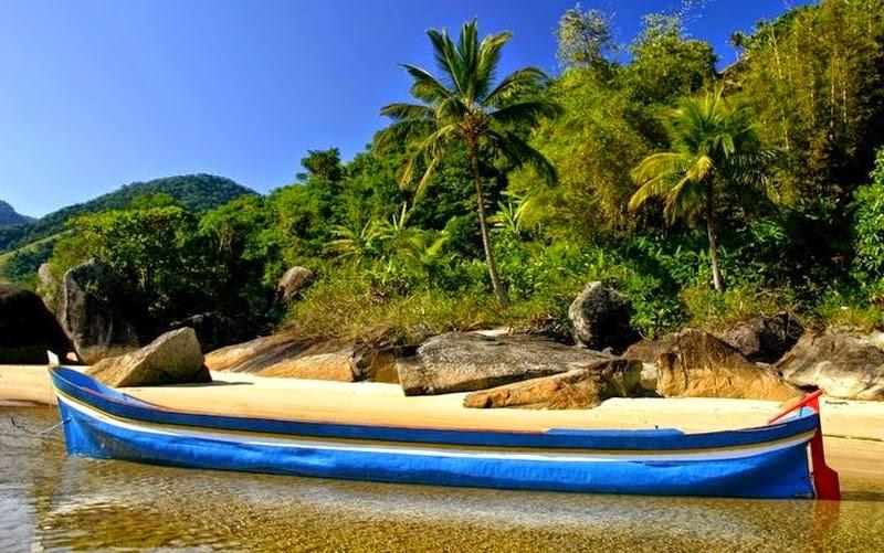 Ilhabela é escolhida destino mais exótico (Foto: Adriano Perna/Divulgação)