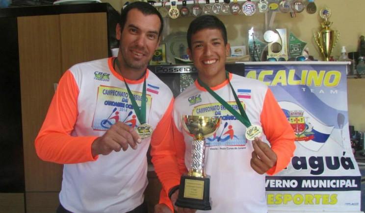 José Antonio e João Pedro