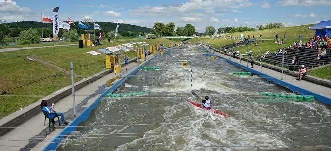canoagem slalom polonia