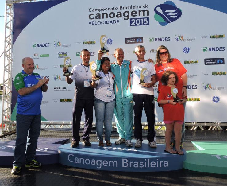 Crescimento da Canoagem Brasileira