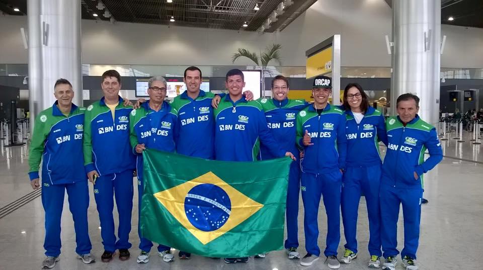 equipe brasileira