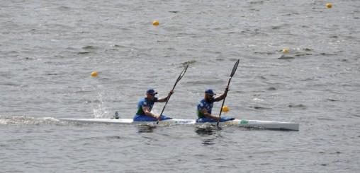 Paracanoagem Brasileira no Aquece Rio