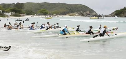 5ª Etapa do Circuito Brasileiro de Canoagem Oceânica marca fim de temporada 2015