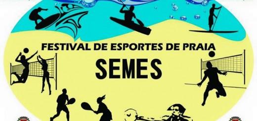 Prefeitura de Santos promove Festival Esportes de Praia neste sábado