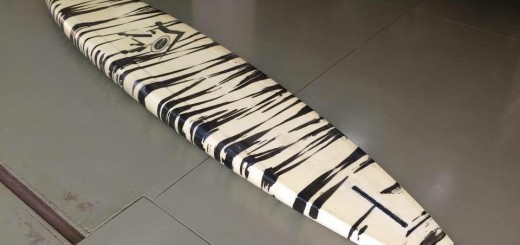 "Vendo SUP race 12' 6"" x 28"""