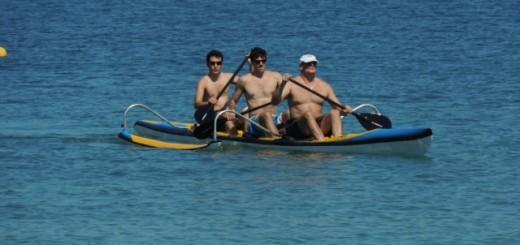 Classificados: Canoa Havaiana OC3