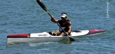 Luis Gustavo - Surfski Aloha Spirit