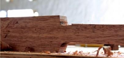 Projetista oferece construção de V6 em madeira para clubes