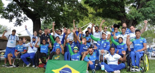 Paracanoagem Brasileira já tem três vagas para o Rio 2016