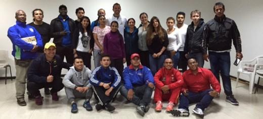 Profissionais brasileiros são referência continental no trabalho de gestão e classificação funcional esportiva