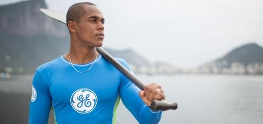 Erlon Silva - GE lança campanha digital inovadora para os Jogos Olímpicos e Paralímpicos Rio 2016