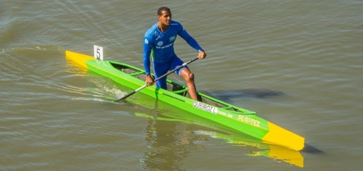 Definição da Equipe Olímpica de Canoagem Velocidade – RIO 2016