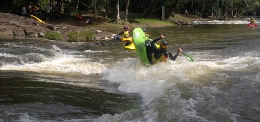 Campeonato Brasileiro de Canoagem Freestyle