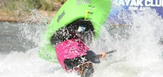 Canoagem Freestyle dá início ao ano de competições