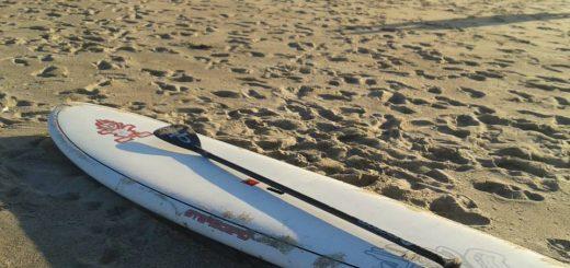 VENDE-SE: SUP Starboard Blend 11'2 com capa Dakine