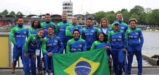 Seleção Brasileira de Paracanoagem
