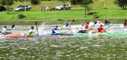 Campeonato Gaúcho de Canoagem Velocidade