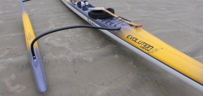 VENDE-SE: Canoa Evolution V-Bottom Vaccum 1 da Evolution