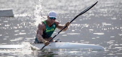Caio Ribeiro conquista primeira medalha paralímpica da história da Canoagem Brasileira