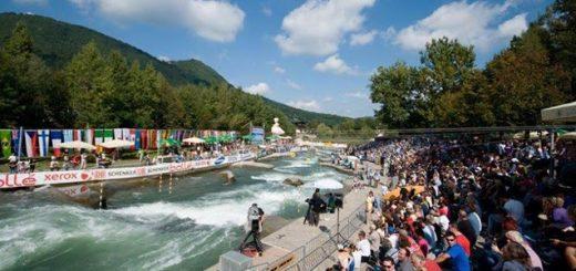 Copa do Mundo de Canoagem Slalom