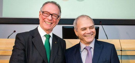 Carlos Arthur Nuzman e Paulo Wanderley Teixeira