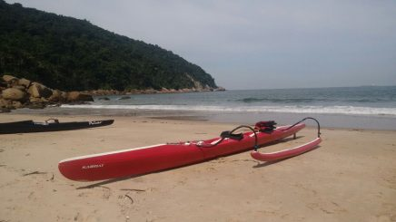 VENDE-SE: Canoa OC2 Kaiboat