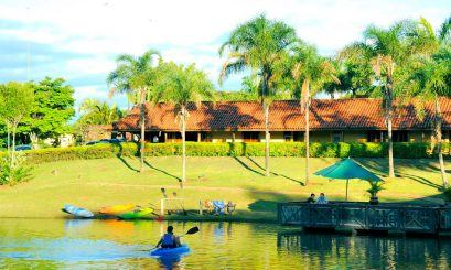 Recanto Alvorada Eco Resort - Brotas