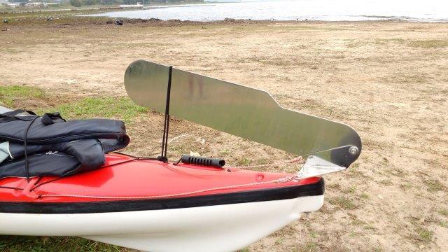 ae890633d VENDE-SE  Caiaque oceânico Opium modelo Cabo Horn Standart